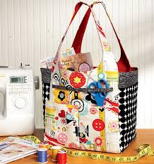 Tote Bag Sewing Pattern Magnificent Kwik Sew 48 Tote Bags