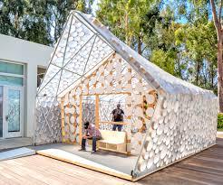 Small House Design Light Materials Small Housing