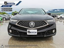 2018 acura tlx a spec black. exellent tlx blackcrystal black pearl 2018 acura tlx left front interior photo in  kelowna bc and acura tlx a spec black