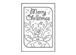 merry christmas card black and white. Interesting White Christmas Card Merry To Card Black And White