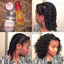 Wash And Go Hairstyles 17 Best Got Tired Of My Wash And Go So I Had To Switch It Up Lol One Braid