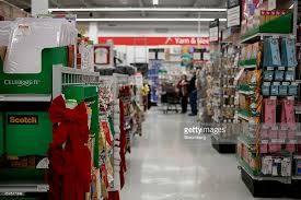 Small Picture Customers Shop At A Michaels Craft Store Photos and Images Getty