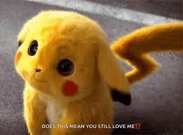 Part of the pokémon fan club. Detective Pikachu Anime Gif Detectivepikachu Anime Pokemon Discover Share Gifs