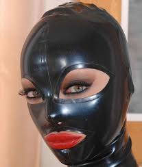 Fetish masks and hoods