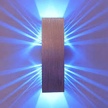 artistic lighting. plain lighting 2w artistic cubic shades modern led wall lights lamp for home with  scattering light design sconce in lighting 4
