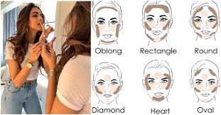 let s face it know the shape of your face pick the right hairstyles