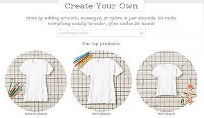 Website Where You Can Make Your Own Shirts Turn Your Art Into Fashion With These 5 Wearable Art Companies