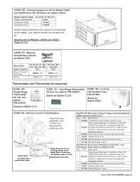 control of 2 6 heaters 19 option ce1 ck22 reznor fair unit heater reznor unit heater installation manual at Unit Heater Wiring Diagram