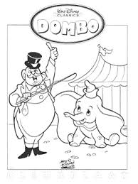 Dombo De Olifant Kleurplaten Kids N Fun Com 20 Coloring Pages Of