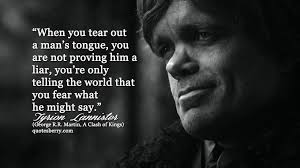 Tyrion Lannister Quotes Fascinating 48 Tyrion Lannister Quotes To Get You Through The Week