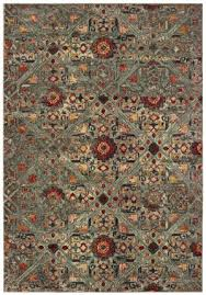 oriental weavers mantra 003x7 grey multi area rug