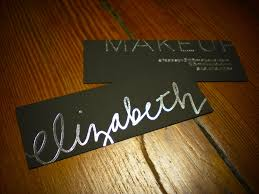 makeup artist business cards templates valid