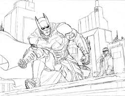 Small Picture Batman Gotham Knight Coloring Pages Coloring Pages