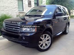 2007 Land Rover Range Rover Sport Hse Sport Utility 4 - Door 4. 4l