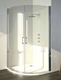 curved glass shower door medium size of glass glass shower door seal glass shower screen seal
