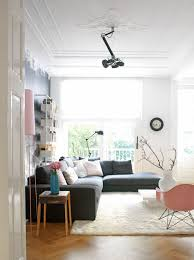 Gray White Pink Light Colors To Lighten Room Chair Too Mid