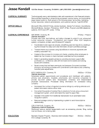 Samples Of Clerical Resumes Unique Office Clerical Resume Samples Office Clerical Resume Samples 5