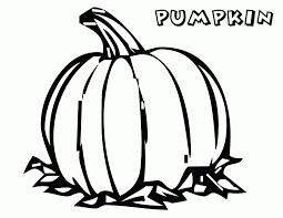 Free printable set of parts of a pumpkin cards, worksheets, coloring pages and more. Pumpkin Coloring Pages For Preschool Coloring Home