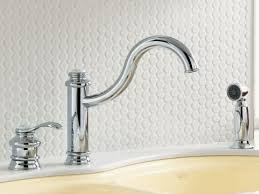 Grohe K4 Kitchen Faucet Kitchen Faucet Repair Pictures Gallery Of Two Handle Kitchen