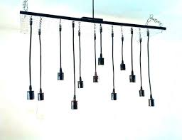 medium size of battery operated light fixture ceiling fixtures wall powered led hanging lights lighting stunning