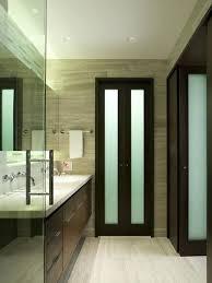 modern bathroom doors bathroom design with large sliding frosted glass bathroom door trendy bathroom design with