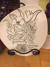 come learn the technique of using silk screens and water color painting great mother s day gift melissa will show you all the steps to learn these fun