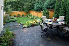 Landscape Designs For Small Backyards Custom Small Backyard Landscaping Ideas Metalrus