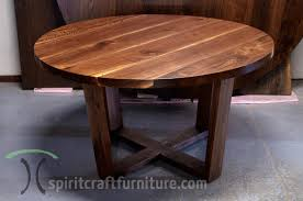 This service does offer a hand unload but you may still need to assist the. Round Custom Made Solid Wood Dining Conference Tables