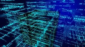 Backgroundtechnologydigitalbinarydatacodenetworkabstract
