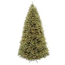 Shop GE 9ft PreLit Frasier Fir Artificial Christmas Tree With Artificial Christmas Tree 9ft
