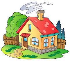 Cartoon Houses Clipart 6 Clipart Station