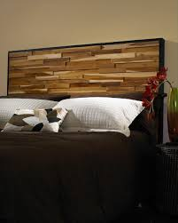 Padma's Plantation Reclaimed Wood Headboard For Queen Size | Live Well  Stores