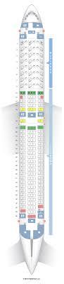 Seatguru Seat Map Air Canada Boeing 767 300er 763 V1 Air