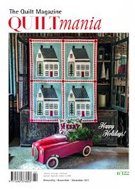 the running chicken quilting co. The running chicken quilting ... & Picture of New - Quiltmania Magazine No 122 - Nov-Dec 2017 Adamdwight.com