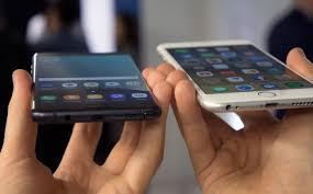 iphone 6s vergelijk samsung s7