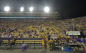 Report College Football Attendance Sees Biggest Drop In