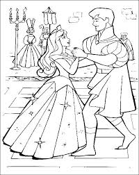 Small Picture Sleeping Beauty Coloring Page Coloring Pages