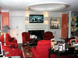 cabinetfireplace arrangement idea in traditional living room classical columns fireplace mantels built home bar cabinets tv