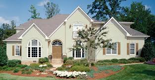 stucco paint colorsExterior Paint Ideas For Stucco Homes  Laura Williams
