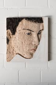 <b>...</b> BALK0006 <b>Stephan Balkenhol</b>, Little relief of a head, 2013, <b>...</b> - BALK0008_opt_1