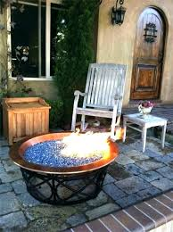 glass rock for fire pit propane fire pit with glass rocks propane fire pit glass rocks gas how to build a glass rock fire pit