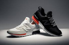 new balance sneakers. we\u0027re just days away from the release of new balance 574 sport \u201ctier 1\u201d collection, first wide brand\u0027s newest silhouette. sneakers