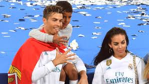Cristiano Ronaldo believes eight-year-old son Cristiano Jr will become like  him - Sport360 News