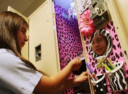 middle school girls unlock a room of their own in miniature
