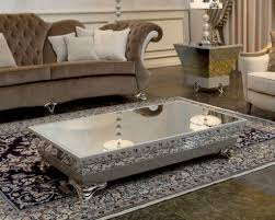 Mirrored Trunk Coffee Table Mirrored Trunk Coffee Table The Perfect Art Decoration Lostcrates