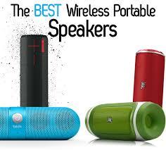 best portable speakers. best portable speakers t