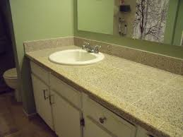 ugly laminate countertop gone beautiful granite tile here to stay