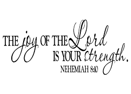 Image result for (Nehemiah 8:10)