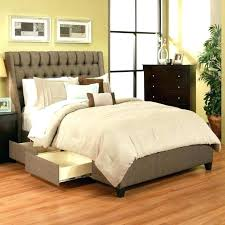 Low Platform Bed King Low Bed Frames Queen Large Size Of Profile Bed ...