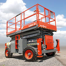 skyjack electric scissor lifts rt rt platform s 8831 skyjack 8841